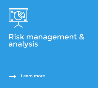 Risk management & analysis
