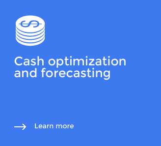 Cash optimization and forecasting